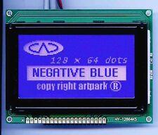 ART-US New LCD 128x64-A LED b/l-K/White LED-b/l (KS0108B) [ABG128064A05-FHW
