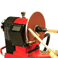 """Chisel Mate Plus Sharpening System for Wood Lathes 10"""" or larger with 1-8 Thread"""