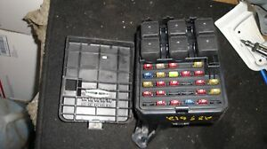 s l300 00 01 02 03 ford windstar fuse box panel yf2t 14a067 aa ebay fuse box panel at fashall.co