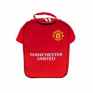 Manchester-United-FC-Chemise-Sac-Repas-Isotherme-Man-Utd-Ecole