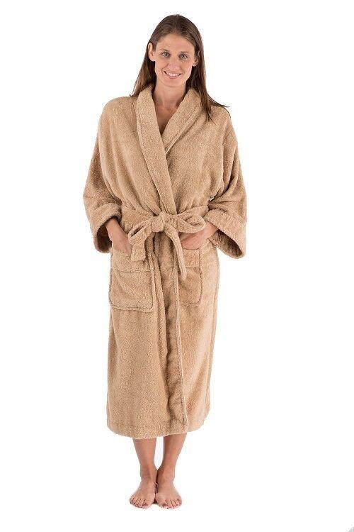 Luxury Women's Spa Bathrobe 70