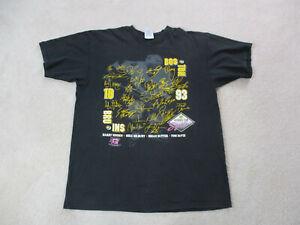 VINTAGE-Boston-Bruins-Shirt-Adult-Extra-Large-Black-Yellow-NHL-Hockey-Mens-90s