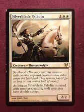 Silverblade Paladin    MTG PLAYED (see scan)