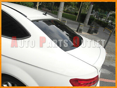 Mercedes BENZ W204 C-class OE Type C300 C63 C250 Rear Roof Spoiler Painted 650