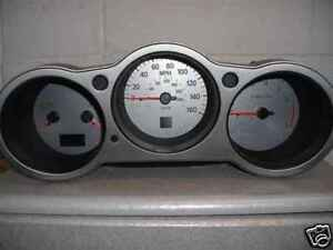 Image Is Loading 2006 2005 2004 Nissan Maxima Sdometer Instrument Cer