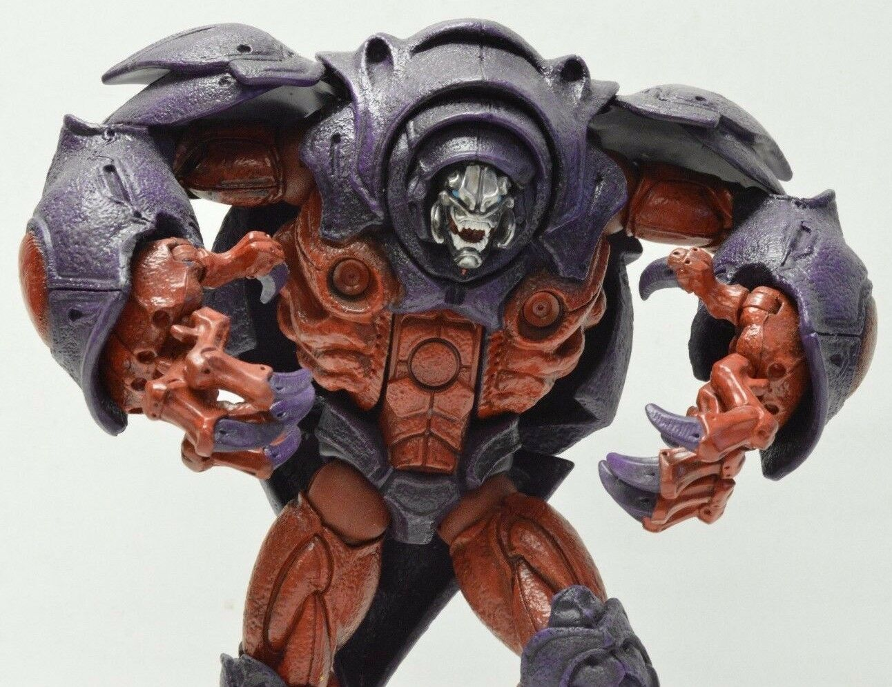 Marvel Legends ONSLAUGHT Complete Build A Figure Toy Biz BAF X-Uomo