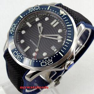 41mm-bliger-black-dial-luminous-sapphire-glass-date-automatic-mens-watch-B264