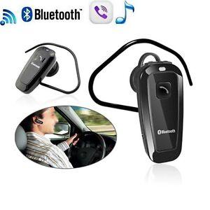 new bluetooth headset kopfh rer ohrh rer mikrofon f r. Black Bedroom Furniture Sets. Home Design Ideas