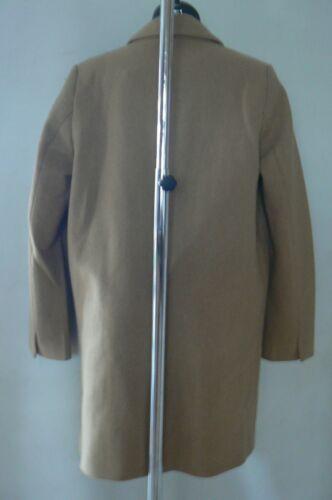 SUPERDRY istegade Cappotto di cammello taglia Large//14 nuovi contrassegni