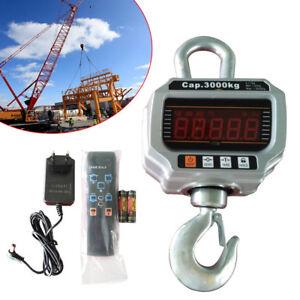 Escala-de-grua-digital-3T-3000KG-6V-4Ah-con-control-remoto-Pantalla-de-voltaje