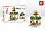 Sembo-Blocksteine-Store-Schokolade-Brille-Kinder-Figur-Spielzeug-Modell-Geschenk Indexbild 2