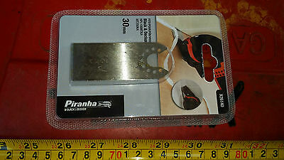 Piranha X26135-XJ 1 x 52 x 26mm HCS Rigid Scraper by BLACK+DECKER