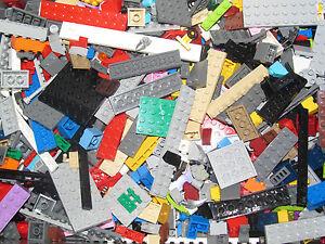 Lego ® Gros Lot Vrac x100 Pièces Plaque Brique Mix Choose Composition Bulk NEW
