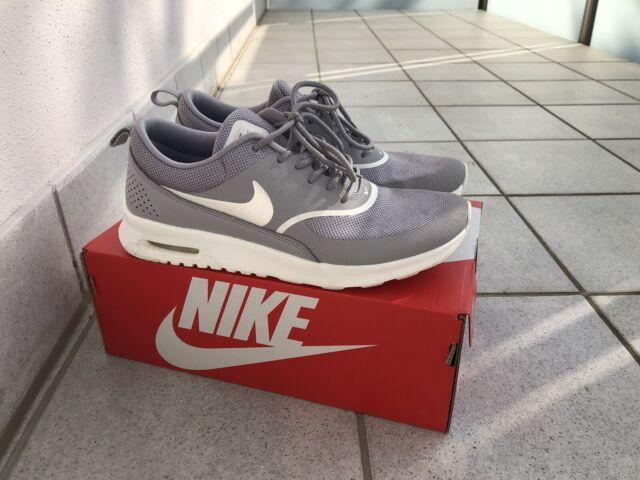 Damen Nike Air Max Thea 599409 034 Turnschuhe Grau   eBay