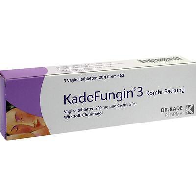 Kadefungin Tablette Löst Sich Nicht Auf