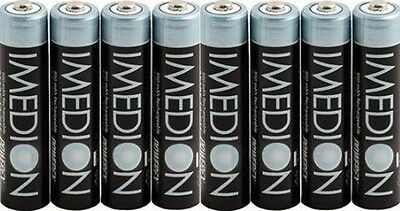 Powerex MHRAAAI4 Imedion AAA 950mAh 4-Pack Rechargeable Batteries