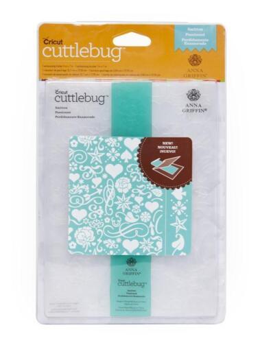 ELEGANT ARRANGEMENTS Embossing Folders Bundle 5x7 by Anna Griffin