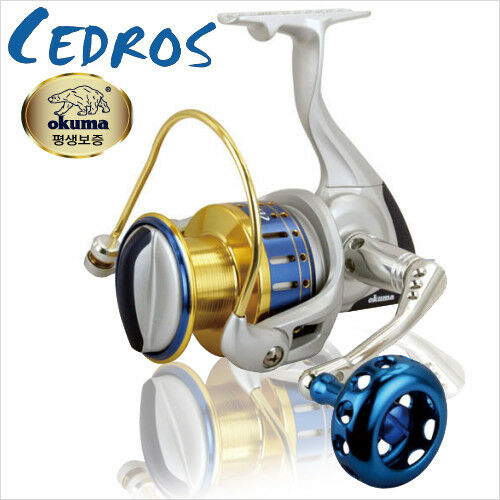 OKUMA CEDROS Fishing 4ball+1RB Bearing Spinning Reel (FREE-SHIPPING EVENT Now  )