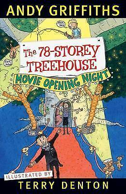 1 of 1 - The 78-Storey Treehouse by Andy Griffiths (Paperback, 2016)