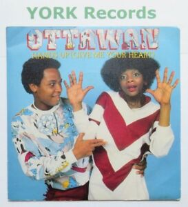 """OTTAWAN - Hands Up (Give Me Your Heart) - Ex Con 7"""" Single ..."""