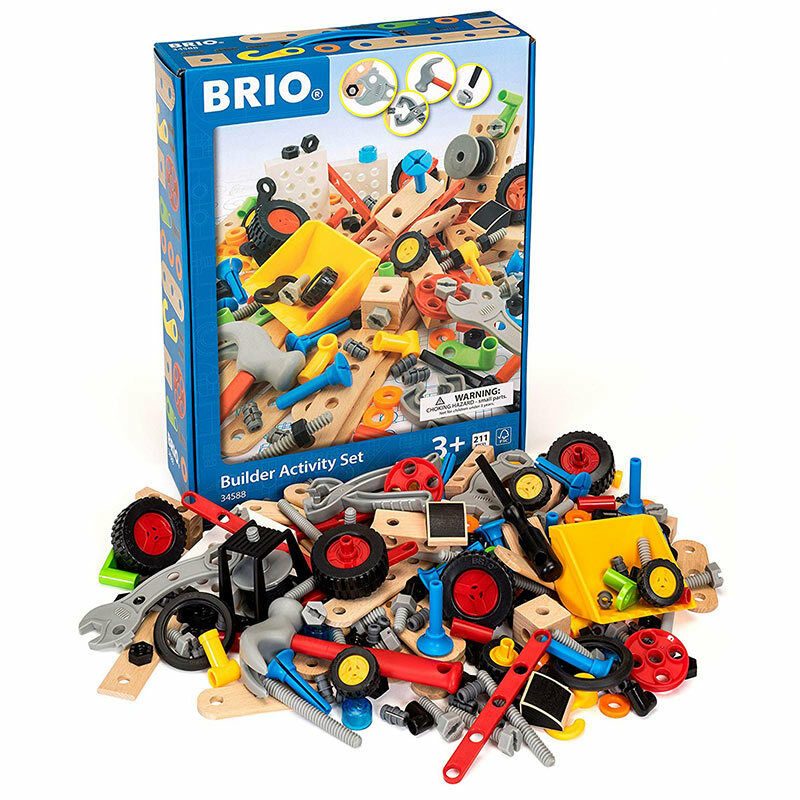 BRIO BRIO BRIO 34588 Builder Activity Set 374ba0