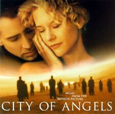 "Gabriel Yared:  ""City Of Angels""  (Soundtrack-Score CD)"