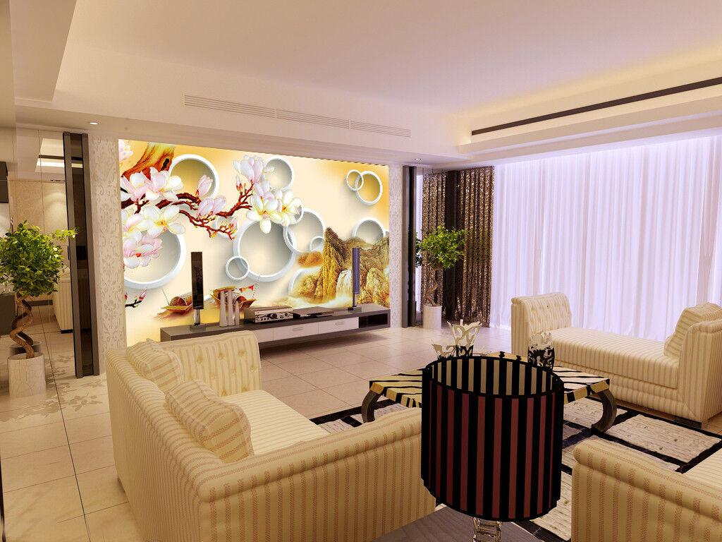 3D Landscape Art 733 Wall Paper Murals Wall Print Wall Wallpaper Mural AU Kyra