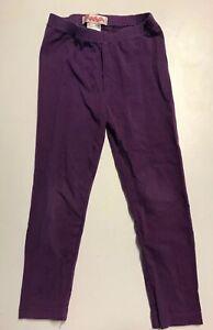 Flapdoodles-4T-Purple-Leggings-Pants-Girls-Toddlers-Kids