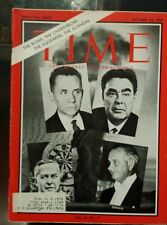 Time Magazine October 23, 1964