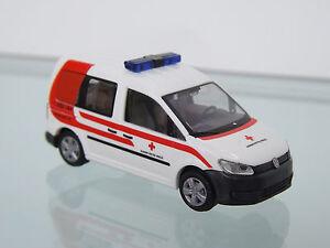 RIETZE-52908-H0-1-87-Volkswagen-Caddy-11-ORK-Wien-AT-NEU-in-OVP
