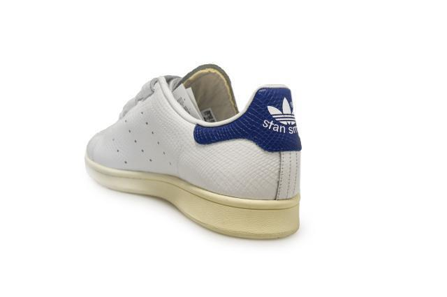 Hombre Adidas Stan Smith CF - B24534 - Blanco Trainers Trainers Trainers 002da7