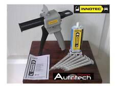 Innotec TopFix Plastic Repair Kit-  Gun/Glue+ 6 Nozzles 07.1435 & X905 & 90.2907