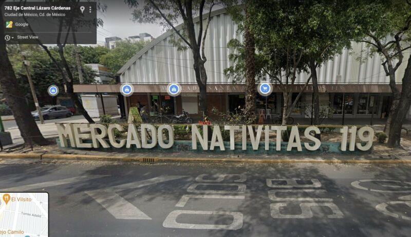 SE TRASPASA LOCAL COMERCIAL TOTALMENTE EQUIPAD DENTRO DEL MERCADO NATIVITAS CDMX