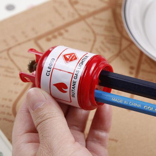 CartoonGasTank PencilSharpenerCreative Stationery GasTankPencil Sharpener