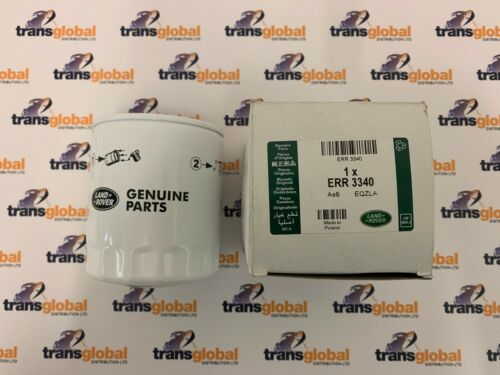 Oil Filter for Land Rover Defender Discovery 1 200 /& 300tdi GENUINE LR ERR3340