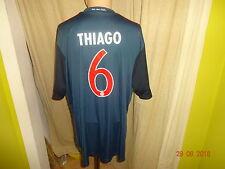 """FC Bayern München Adidas CL.Trikot 2013/14 """"-T- - -"""" + Nr.6 Thiago Gr.XXL Neu"""
