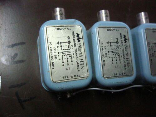 North Hills WIDEBANK Transformer XFMR 1311 BB 10kHz-60MHz Balun