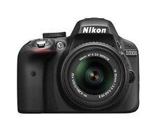 Nikon D3300 24 Megapixels AF-P 18-55mm Lens DSLR CAMERA + Wrnty SMP4
