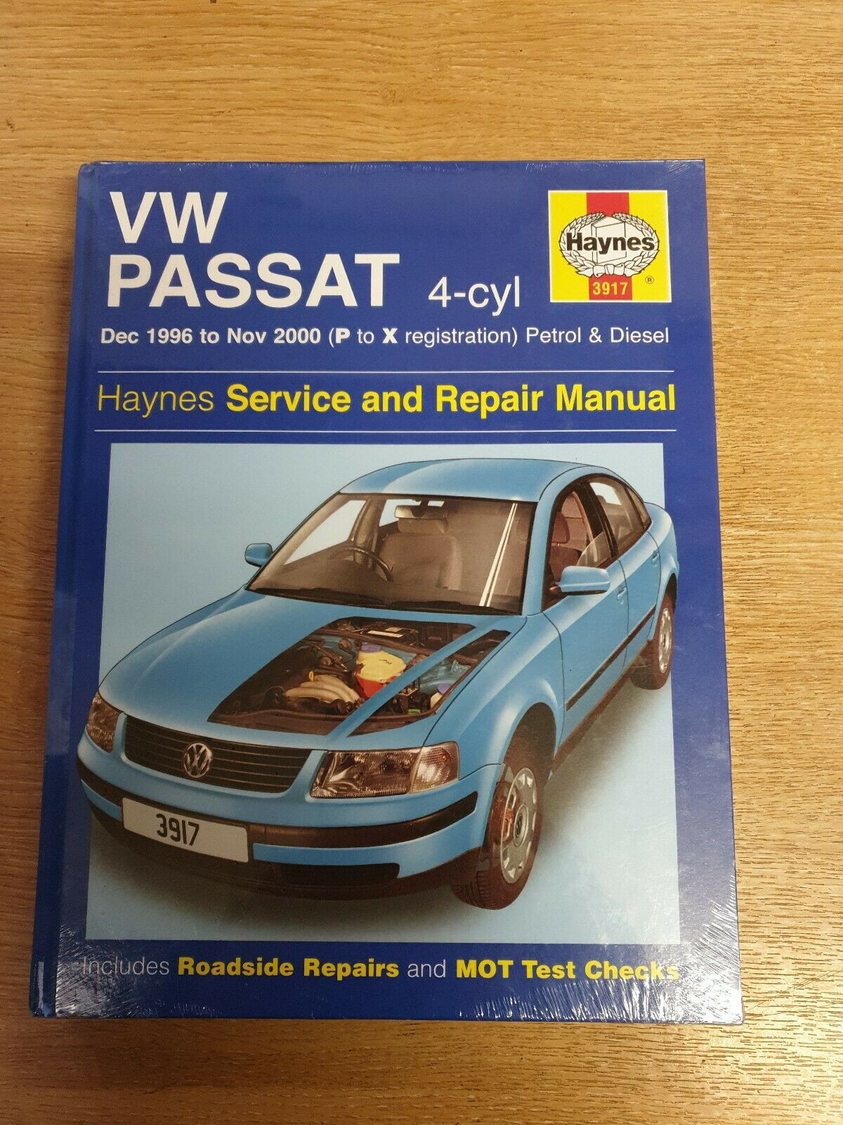 Haynes 3917 Workshop Manual
