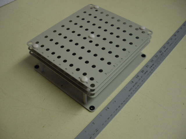 Half-Size Epoxy Rack for 10mm-13mm Tubes
