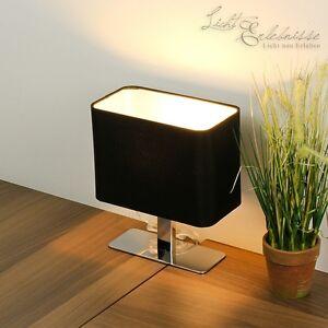 moderne tischleuchte tischlampe nachttischlampe hotellampe. Black Bedroom Furniture Sets. Home Design Ideas