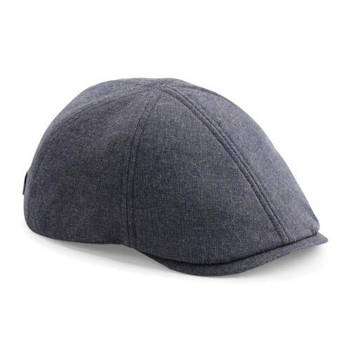 Beechfield Summer Gatsby Cap-Style Rétro Cool Léger Chapeau patraque Blinder B621