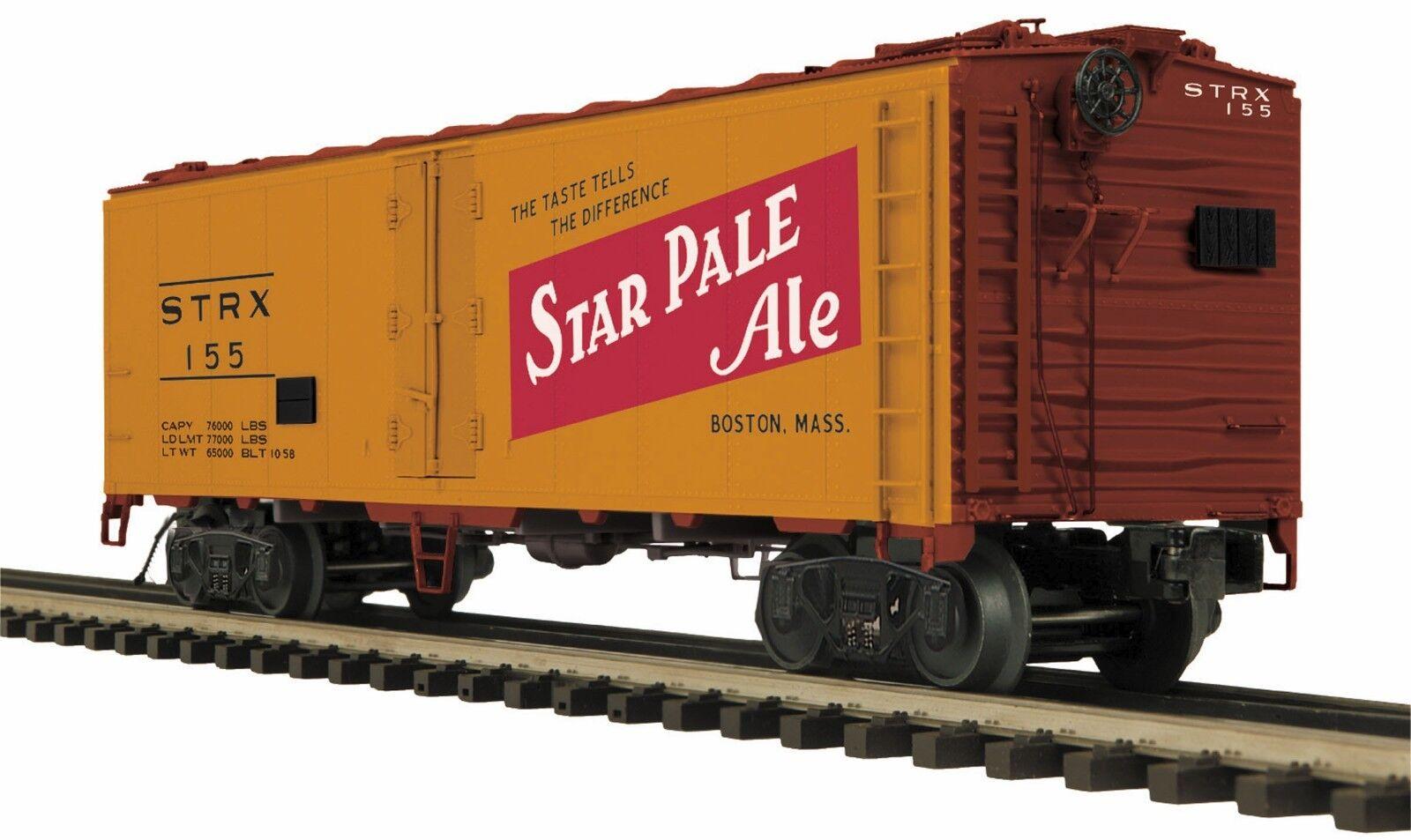 20-94214 Star Pale Ale 40' Steel Sided Reefer Car
