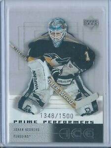 2000-01-Upper-Deck-Ice-120-Johan-Hedberg-RC-1500-Penguins-Devils-Thrashers