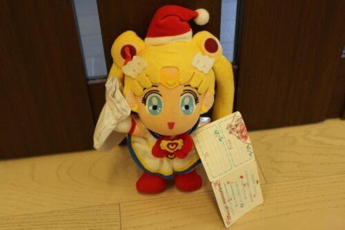 Sailor Moon  Plush doll soft toy Banpresto christmas BSM-89