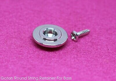 Gotoh RB20 Fender Style Round Bass String Tree Nickel