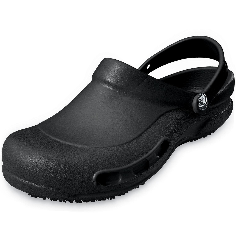 Crocs Crocs at Work Bistro Unisex Brbeits-Clogs schwarz (black)
