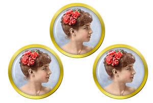Carlotta-Brianza-Italien-Ballerine-Marqueurs-de-Balles-de-Golf