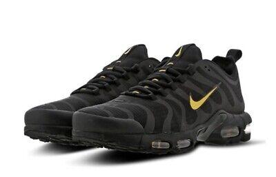 Nike Air Max Plus TN ULTRA 'BLACK & GOLD