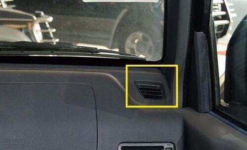 Pair Left Right Dash Heater-Defroster Air Vent for Mitsubishi Pajero Montero MK2
